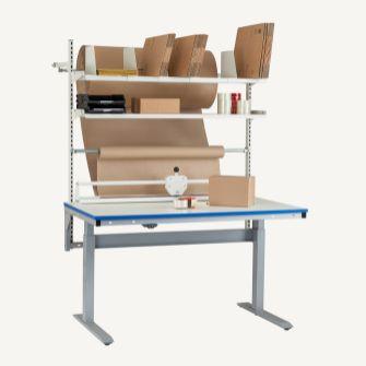 Packbord och packvagn