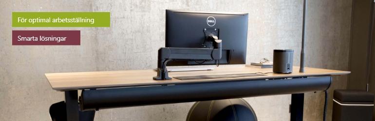 Bildskärm- och laptoptillbehör