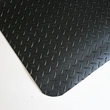 Avlastningsmatta Step On Deck 1220 mm x löpmeter, svart