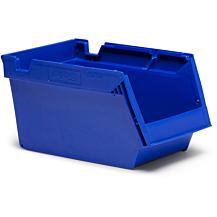 Lagerlåda Nr. 2074 250x148x130mm Blå