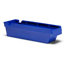 Lagerlåda Nr. 2111 400x115x100mm Blå