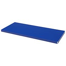 Fast hyllplan till verkstadsskåp 974x440 Blå 2-pack