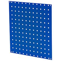 Verktygstavla perforerad insida dörr,  400x480 mm Blå