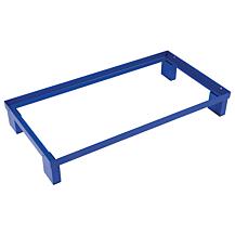 Underrede för verkstadsskåp B1020xD540 Blå