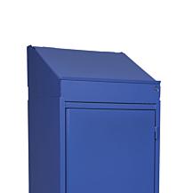 Skrivpulpet till verktygsskåp VE 495x446x279 Blå
