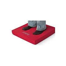 Kybounder aktiv ståmatta 46x46x6 cm röd